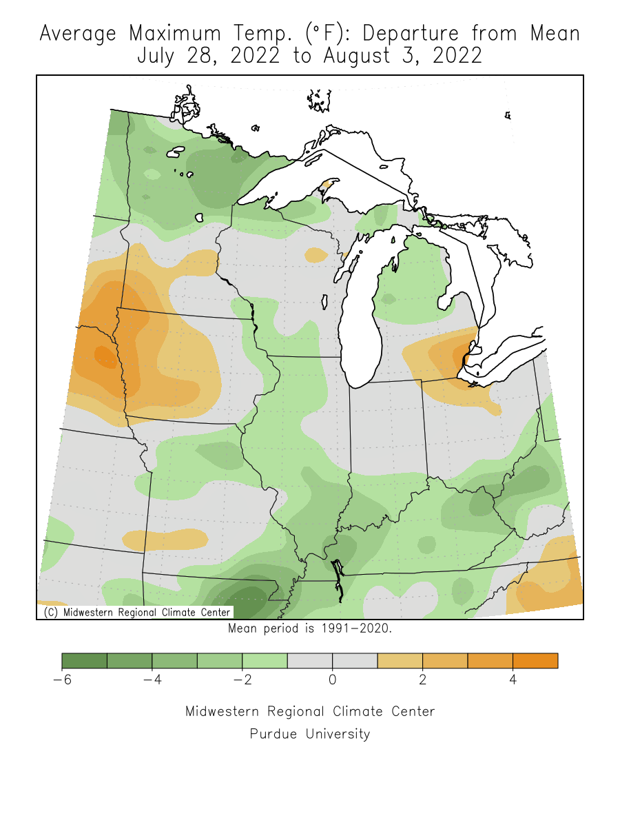 Mrcc Midwest Climate Watch Maps And Images