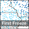 Fall Freeze Maps