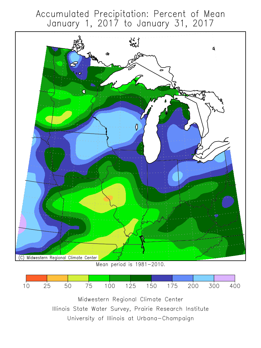 HydroClim Minnesota For Early February Minnesota DNR - Us army corps of engineers frost depth map