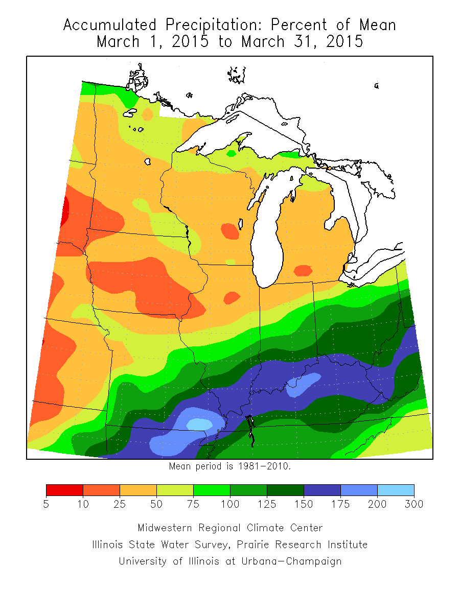HydroClim Minnesota For Early April Minnesota DNR - Us army corps of engineers frost depth map