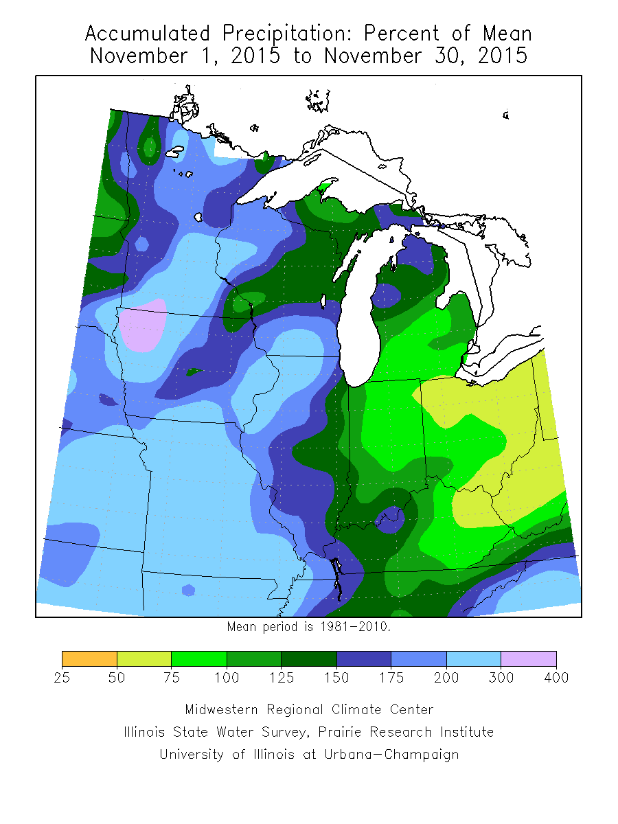 HydroClim Minnesota For Early December Minnesota DNR - Us army corps of engineers frost depth map