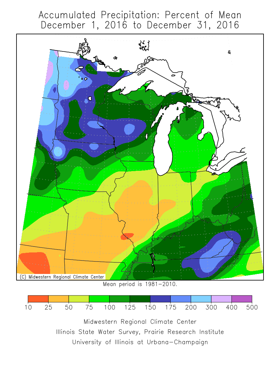 HydroClim Minnesota For Early January Minnesota DNR - Us army corps of engineers frost depth map