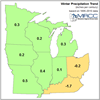 Winter Precip Trends